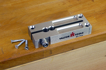 How to use the Bit Vise